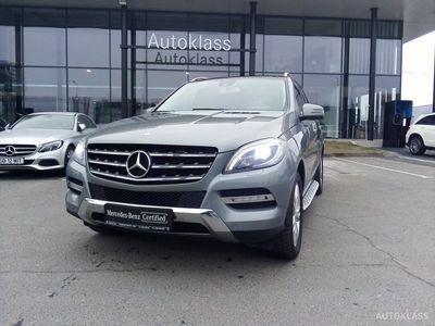 second-hand Mercedes ML350 BLUETEC 4M