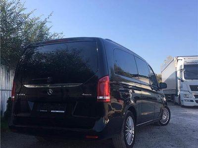 second-hand Mercedes V250 4x4 bluetec avangarde
