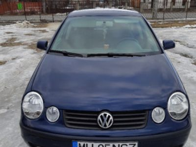 second-hand VW Polo 1.9sdi