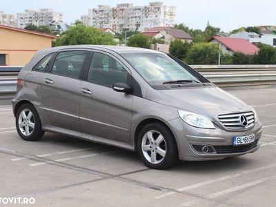 used Mercedes B200 2007, 2.0cdi 140 cp e4, automat, clima navi