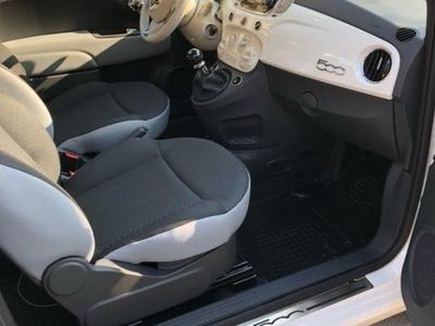 second-hand Fiat 500 stare excelenta
