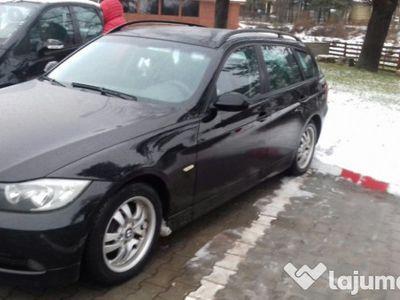 second-hand BMW 320 d - 163 cp, 2007, 251 700 km, 6 trepte, Inmatriculata