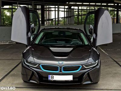second-hand BMW i8