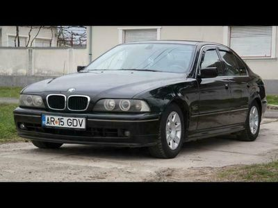 second-hand BMW 520 Facelift
