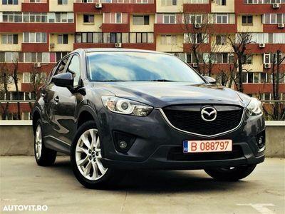 brugt Mazda CX-5 4X4 Automata 175 CP 2015 Km Reali