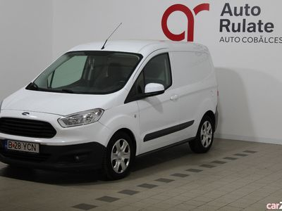 second-hand Ford Transit Courier VAN 1.6TDCI 95CP, posibil in rate