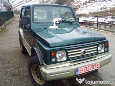 used Suzuki Samurai 1.9td
