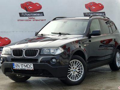 second-hand BMW X3 2.0D 4x4 150 CP 2006