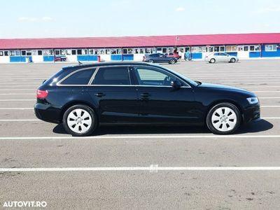 second-hand Audi A4 B8