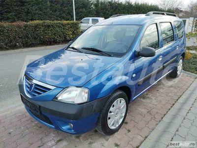 second-hand Dacia Logan Break= 1,6-16 - 7= LOCURI