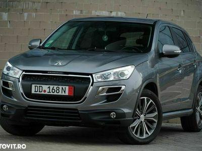 second-hand Peugeot 4008