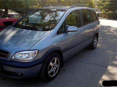 second-hand Opel Zafira 2.0 DTI*2004*climatronic*7 locuri*jenti*FISCAL