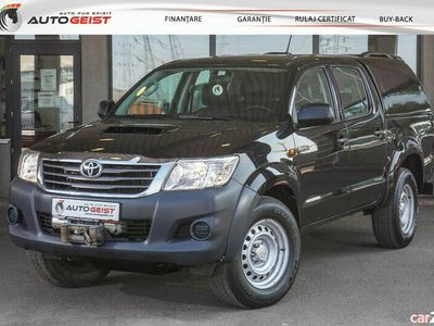 second-hand Toyota HiLux 1143