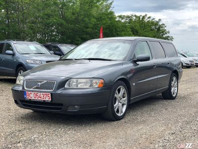 second-hand Volvo V70  2007, 2.4 diesel, piele, posibilitate = rate =
