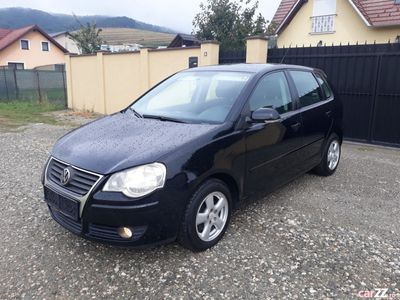 second-hand VW Polo 1.2 b 2007 AC recent adus !