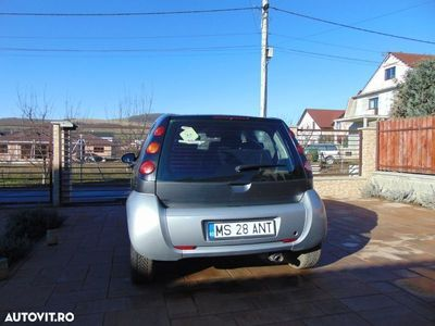 second-hand Smart ForFour 1.3