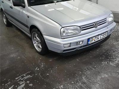 second-hand VW Golf III Mk3 1.6 Benzina+GPL Proprietar