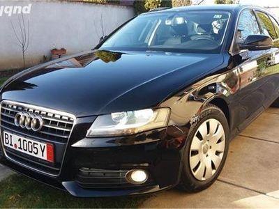 second-hand Audi A4