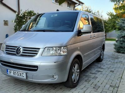 second-hand VW Multivan T52 x usi glisante, bluetooth, webasto, masa