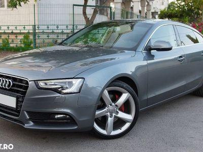 second-hand Audi A5 Sportback