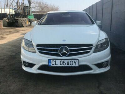 second-hand Mercedes CL500 amg packet 189000 mile