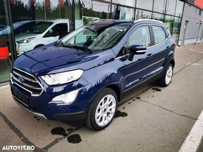 second-hand Ford Ecosport din 2020