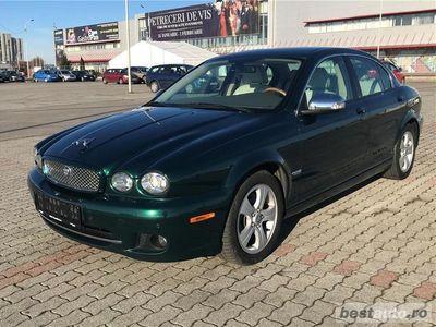 second-hand Jaguar X-type