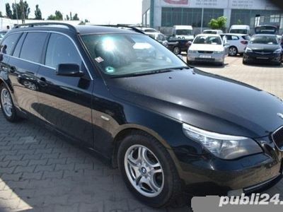 second-hand BMW 520 2.0 Diesel 163 CP 2007 Automatic