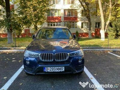 second-hand BMW X3 xDrive Garantie Automat Face Lift 190Cp România