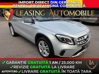 second-hand Mercedes GLA220