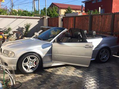 second-hand BMW 318 Cabriolet e46