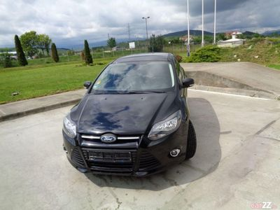 second-hand Ford Focus III