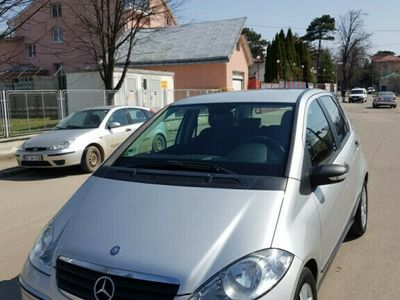 second-hand Mercedes A180
