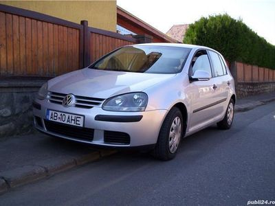 second-hand VW Golf V 1.9 tdi Klima
