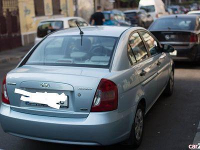 second-hand Hyundai Accent 2007 1,5 diesel