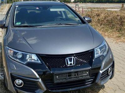 second-hand Honda Civic IX, 2016, 1.6 Diesel