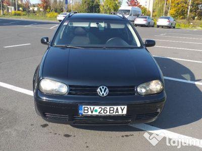 second-hand VW Golf variant mk4
