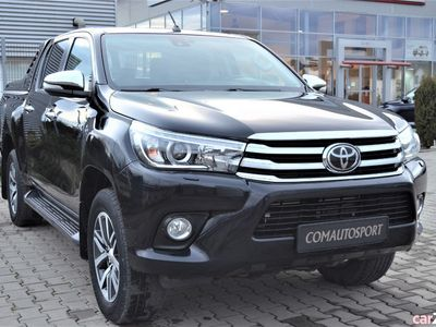 second-hand Toyota HiLux DC AT INVINCIBLE