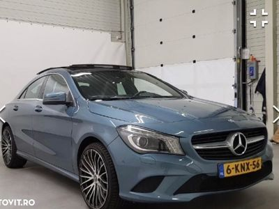 second-hand Mercedes CLA220