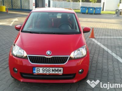 second-hand Skoda Citigo