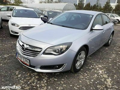 second-hand Opel Insignia 2015