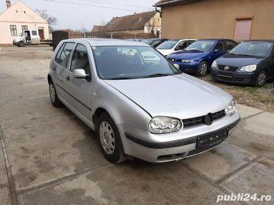 second-hand VW Golf IV euro4