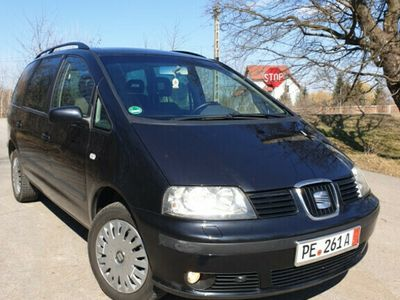 second-hand Seat Alhambra 1.9 tdi an 2005