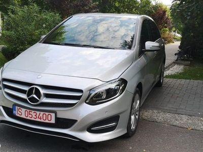 second-hand Mercedes B200