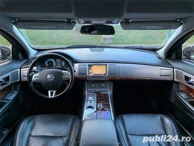 second-hand Jaguar XF bi turbo pachet portofoliu