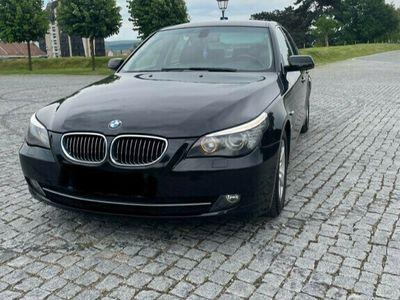 second-hand BMW 520 d e60 2009