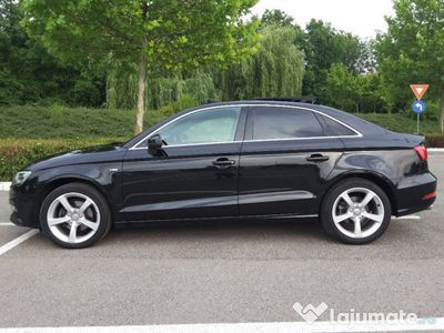 second-hand Audi A3 s line