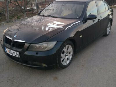 second-hand BMW 320 D E90 2006 163 cp