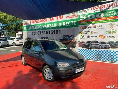 second-hand Fiat Punto 1.3 Benzina,2001,Finantare Rate
