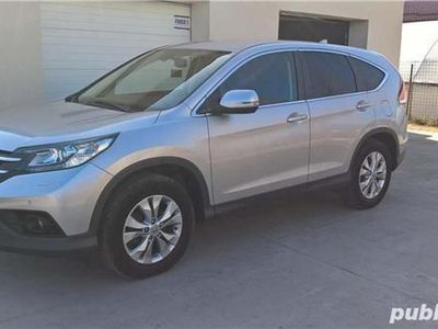 second-hand Honda CR-V 4x4
